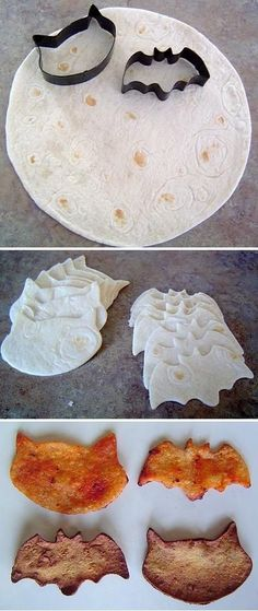 These look so simple and effective. The kids will love them! Best part? They're cheap, quick and easy to make and you can make them for any occasion with any cookie/pastry cutters.