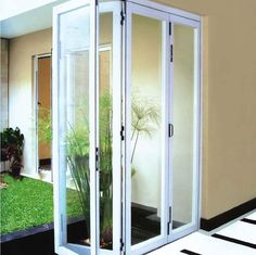 Model Jendela Rumah Minimalis Sekaligus Pintu merupakan bagian dari Kumpulan Model Jendela Rumah Minimalis Terbaru