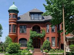 1860 Armour-Stiner Octagon House For Rent In Irvington New York — Captivating Houses