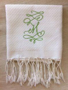 Fouta Towel - Bath - Linens