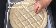 Puf Pide Tarifi   Renkli Hobi Hamburger, Pizza, Dairy, Cheese, Cooking, Desserts, Food, Islam, Pastry Recipes