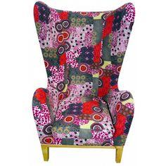 Primrose Wing Chair