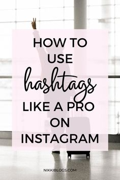 Learn how to use hashtags on Instagram with this guide to social media SEO. Click here to find the best hashtags and how to use them like a pro on your posts. Social Media Marketing Business, Facebook Marketing, Social Media Tips, Internet Marketing, Online Marketing, Online Business, Digital Marketing, Best Instagram Hashtags, Instagram Bio