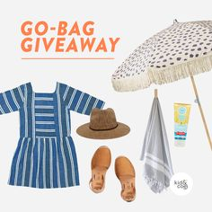 Summer Travel Must-Haves (win them all)