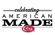 Celebrating #AmericanMade Logo by Heather Kerchner, via Behance #MadeInUSA #MadeInAmerica