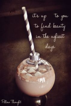 I may use a homemade hot cocoa mix in the ornament instead. What a cute gift idea!!