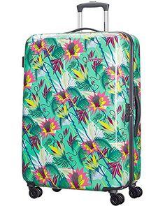 American Tourister Suitcase, 76 cm, 95 Liters, Spring Flowers American Tourister http://www.amazon.co.uk/dp/B00YE7FRZI/ref=cm_sw_r_pi_dp_nV6Vvb1PH9BV3