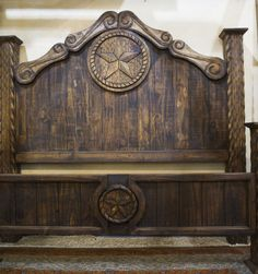Excellent quality bed at affordable price!where we make your house, a home! Texas Star Decor, Texas Home Decor, Rustic Bedroom Furniture, Western Furniture, Star Bedroom, Home Bedroom, Star Decorations, Texas Homes, Modern Rustic