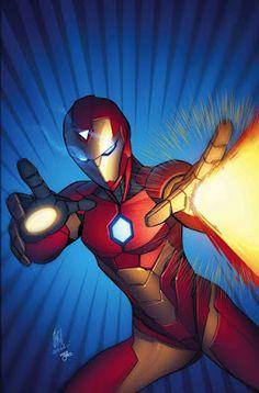 INVINCIBLE IRON MAN #6 Las aventuras de Riri son muy virales. Todo el mundo quiere un pedazo del más nuevo Iron Man ... Ironheart. Pero no todo el mundo está emocionado con la forma en que se está representando al público.• ¡Todo esto, un nuevo novio potencial Y la última incorporación a la galería de los pícaros del Hombre de Hierro!