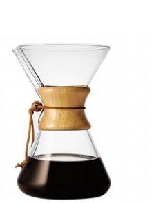 Filterkoffie nieuwe stijl.