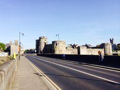 St. John's Castle, Limerick, Ireland Limerick Ireland, Limerick City, Irish Limericks, Adare Manor, Southern Ireland, King John, Irish Eyes, Going Home, St John's