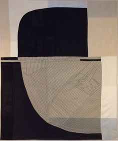 Debra SmithAbove the Horizon, 2014pieced vintage silk48 x 58 in