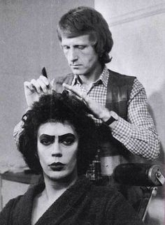 Behind the scenes Rocky Horror Picture Show Tim Curry