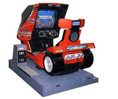 Out Run - Videogame by Sega Comic Room, Running Gif, Digital Playground, Arcade Machine, Arcade Games, Game Room, Man Cave, Outdoor Power Equipment, Videogames