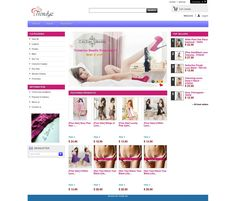 Fashion eshop website design by Aspire Idea Web Design Johor Bahru http://www.aspireidea.net/profile/products/e-commerce-website