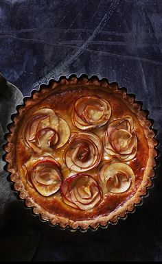 This apple and honey tart sure to be a showstopper at any dinner party. The use of spelt flour gives the pastry a lovely, crumbly texture whilst the cardimom adds a subtle hint of spice. Find the recipe and more on the Waitrose website.