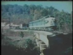 Southern Railway 1950's Film