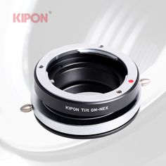 New Kipon Tilt Adapter for Olympus OM Mount Lens to Sony E NEX Camera NEX5 VG10E #KIPON