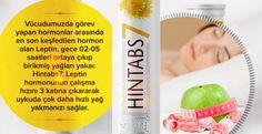 Hintabs7 Zayıflama Ürünü Efervesan Tablet