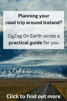 If you are planning your road trip around Iceland, check out the new practical guide by ZigZag On Earth. It includes 8 maps, 98 locations and 100 photos so that you make the most of your time in the land of fire and ice!