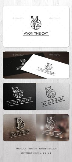 http://graphicriver.net/item/ayon-the-cat-logo/14397346