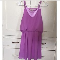 Tobi Dress Tobi lavender dress Size Medium Tobi Dresses Midi