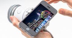 Olympus-AIR-A01.00 オリンパス、スマートフォンから操作できるレンズ型デジカメ「OLYMPUS AIR A01」を発表 Um...'~ ' )