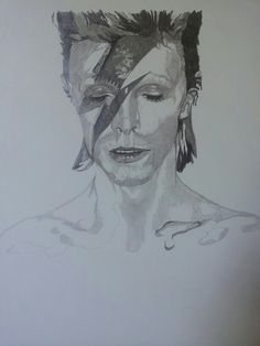 David Bowie by Jack Melville