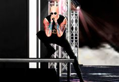 23 poses inspired on Chester Bennington from Linkin Park. (I don't need to say how much I loved this guy, right? Sims 4 Poses, Chester Bennington, Ts4 Cc, New Today, Linkin Park, Singer, Guys, Inspiration, Content