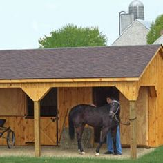 Small Horse Barn Designs Custom Built Sheds, Sheds for your particular needs. Horse Shed, Horse Barn Plans, Horse Stalls, Small Horse Barns, Goat Shed, Horse Barn Designs, Custom Sheds, Horse Shelter, Goat Barn