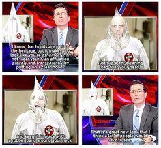 Colbert :)