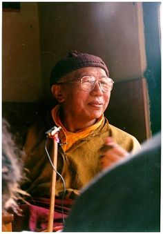 """""""Our life passes, and the fact that it can end at any moment means we are in a most precarious and dangerous situation."""" —Tulku Urgyen Rinpoche from """"Repeating the Words of the Buddha"""""""