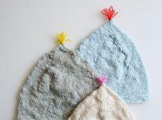 Pointy Hats for Newborns | Purl Soho - Create
