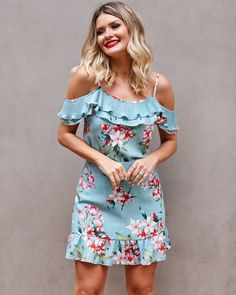 Summer Dresses With Sleeves, Boho Summer Dresses, Summer Dresses For Women, Cute Dresses, Yellow Dress Summer, Elegant Outfit, Evening Dresses, Casual Outfits, Fashion Dresses