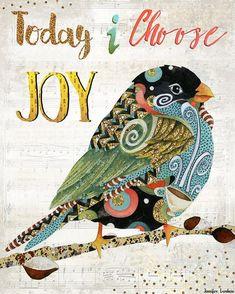 Today I Choose Joy Art Print by theopulentnest Choose Joy, Glitter Png, Glitter Force, Glitter Hair, Glitter Makeup, Glitter Eyeshadow, Gold Glitter, Tinta Epson, Joy Art