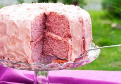Strawberry Cake Recipe - The Answer is Cake
