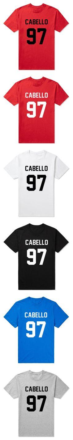 Camila Cabello Shirt Fifth Harmony Shirt T Shirt T-Shirt TShirt Tee Shirt Unisex More Size and Colors cabello 97