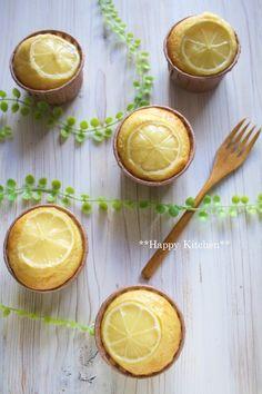 たっきーママ 公式ブログ - 混ぜるだけ*クリームチーズのはちみつレモンカップケーキ*入手3ヶ月待ちのお菓子 - Powered by LINE
