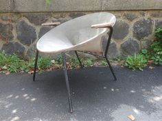 Outdoor Furniture, Outdoor Decor, Furniture Design, Retro, Chair, Vintage, Home Decor, Homemade Home Decor, Rustic