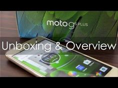 Moto G5 Plus Unboxing + Review Camera Test