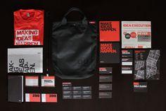 Behance 99% Conference 2012 Materials, via @Behance