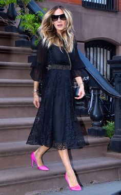 Sarah Jessica Parker from The Big Picture: Today's Hot Photos | E! News