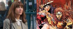 'Wonder Woman 2': Así podría lucir Kristen Wiig como Cheetah  ||  La secuela de la superheroína de DC interpretada por Gal Gadot se estrena el 31 de octubre de 2019.  http://www.sensacine.com/noticias/cine/noticia-18565125/?utm_campaign=crowdfire&utm_content=crowdfire&utm_medium=social&utm_source=pinterest by zirigoza.eu
