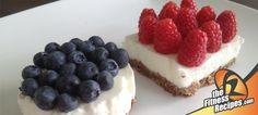 Fitness Recipes | Healthy recipes | Fat loss recipes | Bodybuildng recipes – Greek yogurt cake (cheesecake variation)
