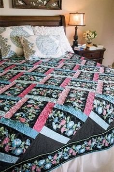 Garden Glories Quilt Pattern Download
