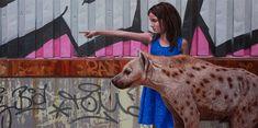 Dipinti Nuovo fotorealistica urbani di Kevin Peterson | Ispirazione Griglia | Ispirazione design