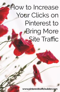 Do you want to drive highly targeted traffic to your blog? If you're really serious about increasing the traffic to your blog than it's time to focus on increasing your click-through rate on your pins. Read this post to get these easy to implement Pinterest strategies for bloggers. #blog #pintereststrategy #increasetraffic Seo Marketing, Content Marketing, Social Media Marketing, Marketing Strategies, Make Money Blogging, How To Make Money, Pinterest For Business, Online Entrepreneur, Blogging For Beginners