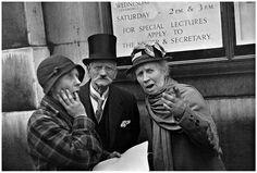 Henri Cartier-Bresson, Coronation of King George VI, London, 1937