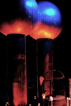 frankensteins lab pictures | In Frankenstein's lab . . .