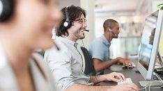 Intel vPro®: Wie der Chip-Hersteller mit neuer Technik den Büroalltag erleichtern möchte Customer Service Standards, Customer Service Representative, Good Customer Service, Active Listening, Listening Skills, Google Drive, Job Promotion, Future Jobs, Help Desk
